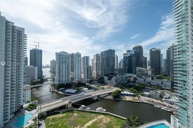 90 SW 3rd St #2814, Miami, FL 33130 (MLS #A11073205) :: Prestige Realty Group
