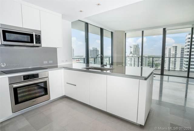 88 SW 7th St #1202, Miami, FL 33130 (MLS #A11073211) :: Green Realty Properties
