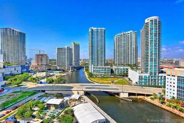 31 SE 5th St #2003, Miami, FL 33131 (#A11073221) :: Dalton Wade