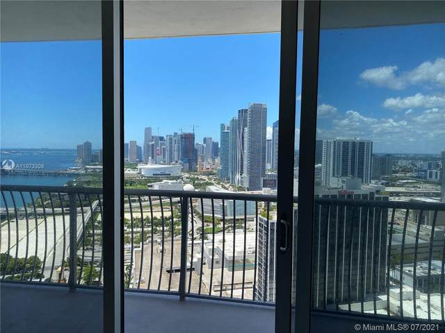 1750 N Bayshore Drive #3812, Miami, FL 33132 (MLS #A11073308) :: Castelli Real Estate Services