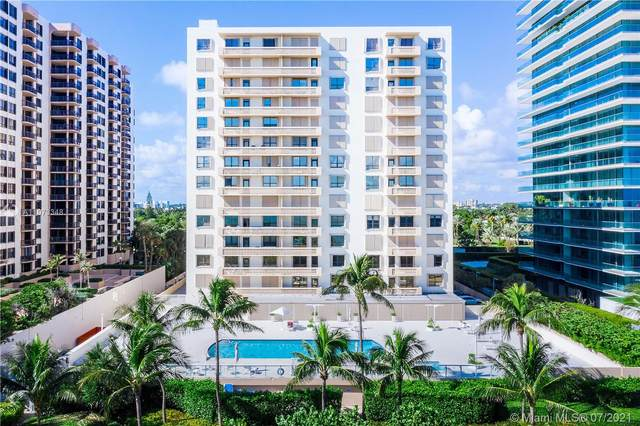 10185 Collins Av #322, Bal Harbour, FL 33154 (MLS #A11073348) :: Onepath Realty - The Luis Andrew Group