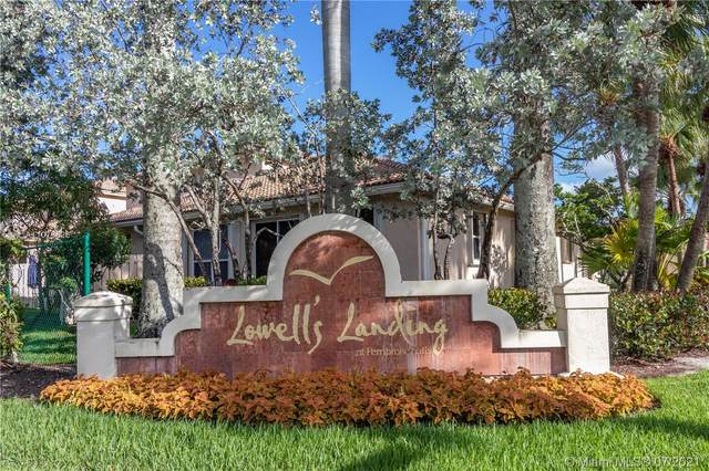 875 NW 132nd Ave #0, Pembroke Pines, FL 33028 (MLS #A11073526) :: Prestige Realty Group