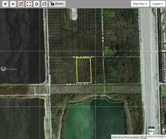 Miami, FL 33178 :: GK Realty Group LLC