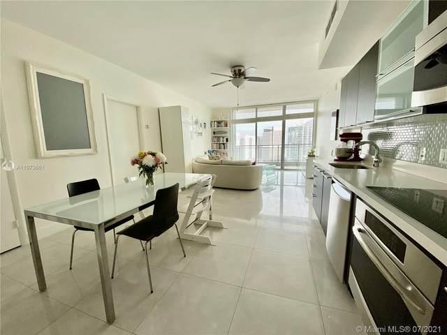 90 SW 3rd St #4103, Miami, FL 33130 (MLS #A11073661) :: Prestige Realty Group