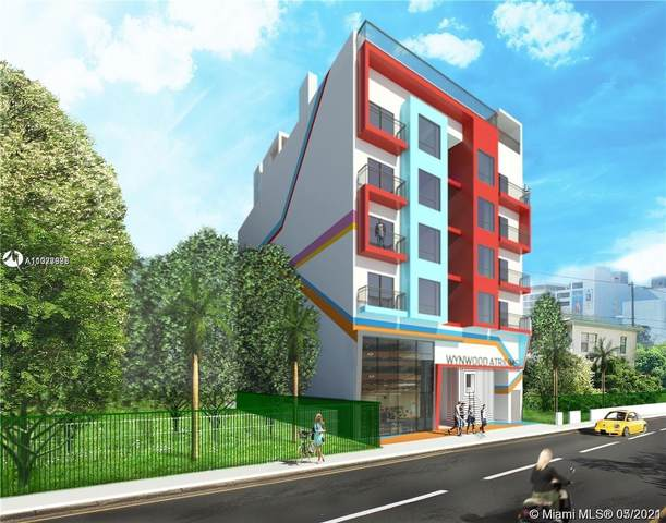 136 NW 26 St #206, Miami, FL 33129 (MLS #A11073685) :: Carole Smith Real Estate Team