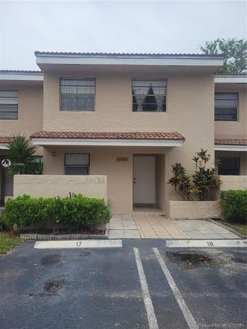 10987 Royal Palm Blvd #9, Coral Springs, FL 33065 (MLS #A11073686) :: Castelli Real Estate Services