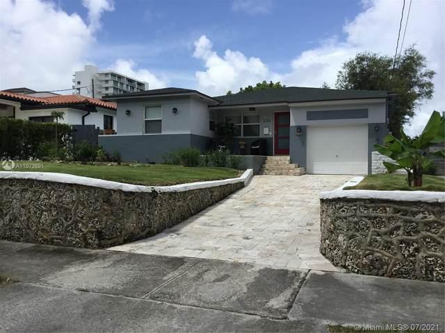 330 SW 19th Rd, Miami, FL 33129 (MLS #A11073691) :: Berkshire Hathaway HomeServices EWM Realty