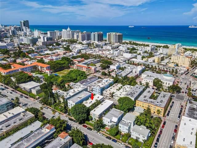 1337 Pennsylvania Ave #8, Miami Beach, FL 33139 (MLS #A11073717) :: The Paiz Group