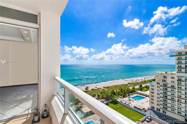 5005 Collins Ave #1517, Miami Beach, FL 33140 (MLS #A11073719) :: The Howland Group