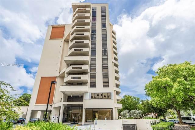 911 E Ponce De Leon Blvd Ph1602, Coral Gables, FL 33134 (MLS #A11073730) :: Vigny Arduz   RE/MAX Advance Realty
