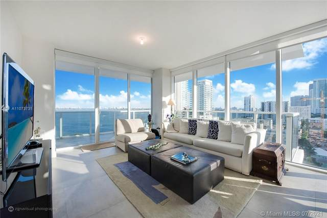 600 NE 27th St #1405, Miami, FL 33137 (MLS #A11073731) :: Equity Advisor Team