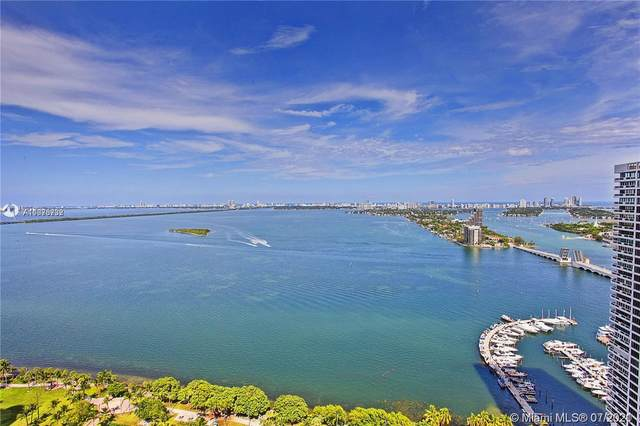 1750 N Bayshore Dr #3601, Miami, FL 33132 (MLS #A11073732) :: Castelli Real Estate Services