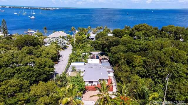 110 Ocean Bay Dr, Key Largo, FL 33037 (MLS #A11073759) :: Prestige Realty Group