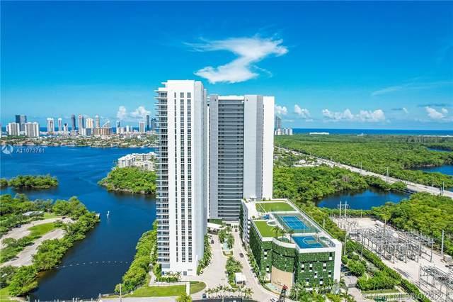 16385 Biscayne Blvd #815, North Miami Beach, FL 33160 (#A11073761) :: Dalton Wade