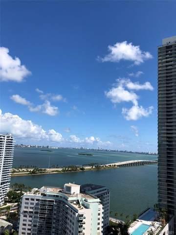501 NE 31st St #2201, Miami, FL 33137 (MLS #A11073762) :: The Jack Coden Group