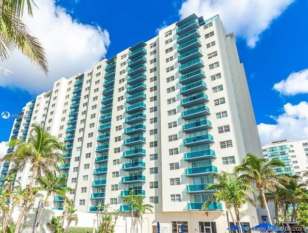 4001 S Ocean Dr 3D, Hollywood, FL 33019 (MLS #A11073797) :: Carole Smith Real Estate Team