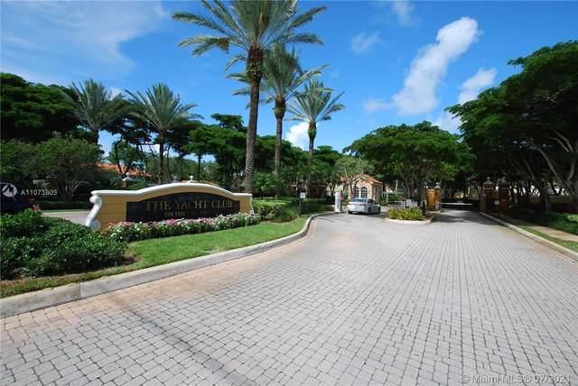 145 Yacht Club Way #207, Hypoluxo, FL 33462 (#A11073803) :: Posh Properties