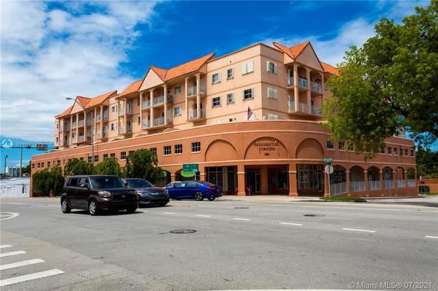 199 SW 12th Ave #504, Miami, FL 33130 (MLS #A11073813) :: The Paiz Group