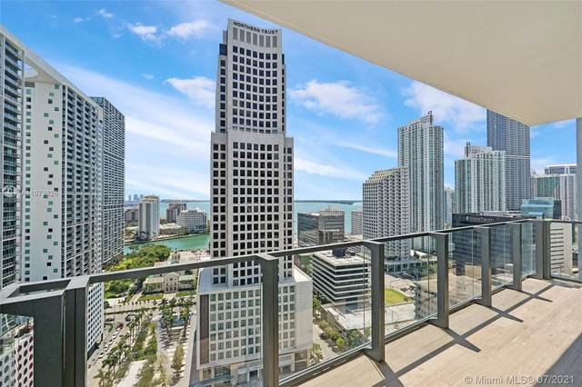 68 SE 6th St #2107, Miami, FL 33131 (MLS #A11073826) :: The Jack Coden Group