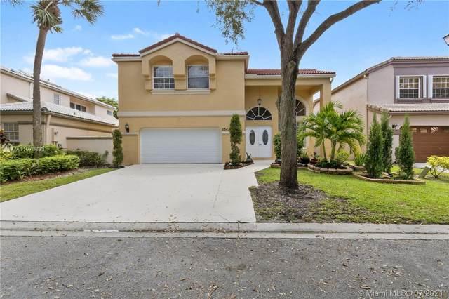 5343 NW 106th Dr, Coral Springs, FL 33076 (MLS #A11073833) :: Douglas Elliman