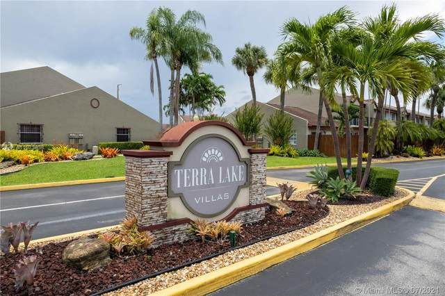 12990 SW 63rd Ter #602, Miami, FL 33183 (MLS #A11073838) :: The Riley Smith Group