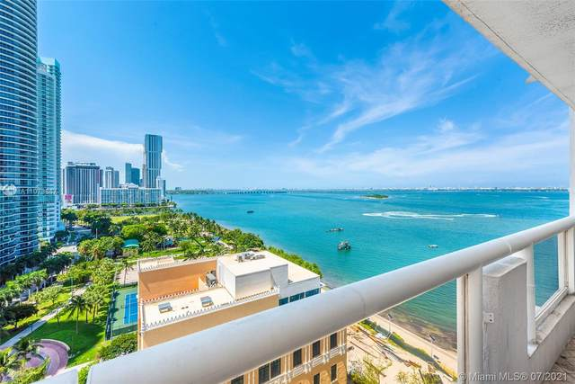 1717 N Bayshore Dr A-1737, Miami, FL 33132 (MLS #A11073847) :: Onepath Realty - The Luis Andrew Group