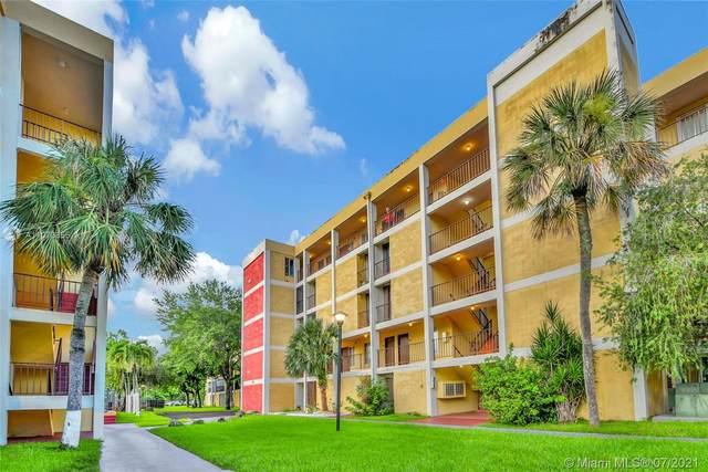9210 Fontainebleau Blvd #209, Miami, FL 33172 (#A11073855) :: Dalton Wade