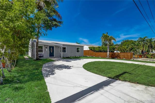 2431 Grant St, Hollywood, FL 33020 (MLS #A11073864) :: Green Realty Properties
