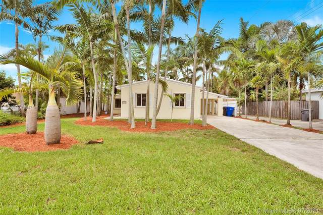 3116 Hayes St, Hollywood, FL 33021 (MLS #A11073947) :: Search Broward Real Estate Team