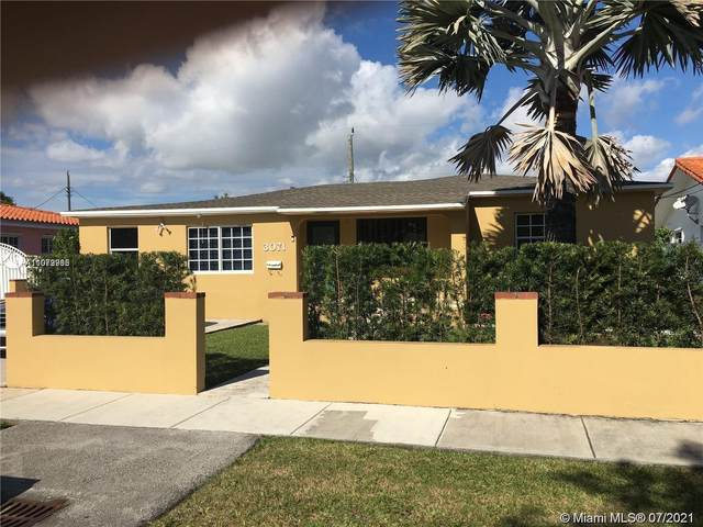 3071 SW 19th Ter, Miami, FL 33145 (MLS #A11073966) :: Equity Realty