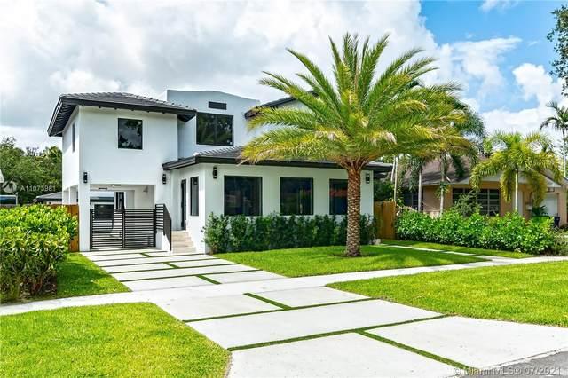 436 NE 88 ST, El Portal, FL 33138 (MLS #A11073981) :: Castelli Real Estate Services