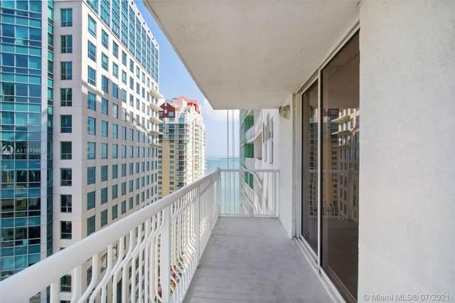 1200 Brickell Bay Dr #3024, Miami, FL 33131 (MLS #A11073993) :: Berkshire Hathaway HomeServices EWM Realty