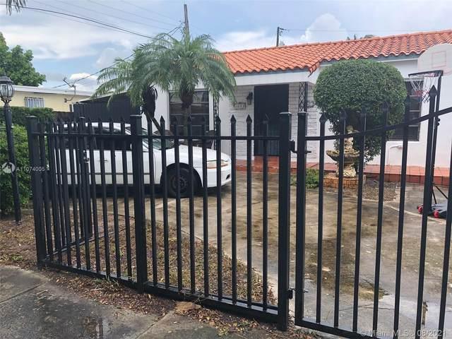 3691 NW 14th Ter, Miami, FL 33125 (MLS #A11074005) :: Search Broward Real Estate Team