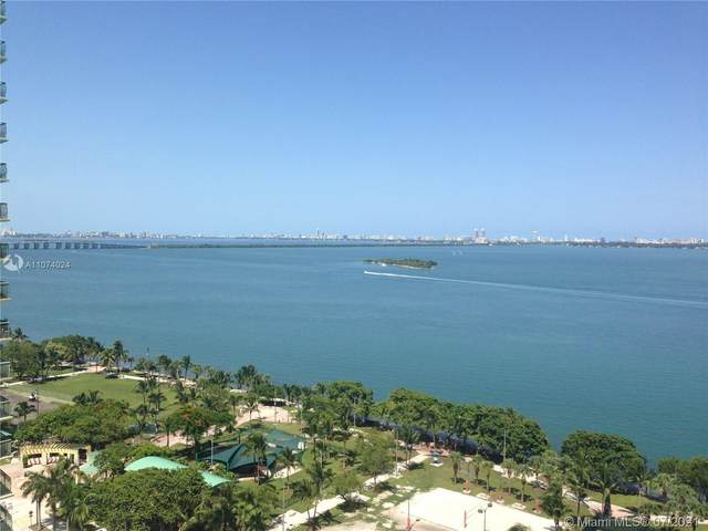 1750 N Bayshore Dr #2001, Miami, FL 33132 (MLS #A11074024) :: Onepath Realty - The Luis Andrew Group