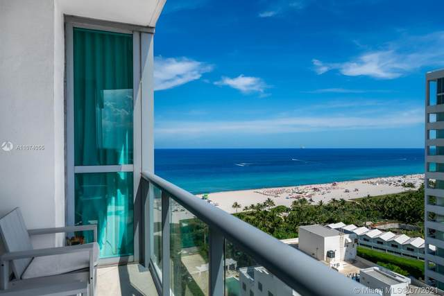 101 20th St #2102, Miami Beach, FL 33139 (MLS #A11074055) :: Jo-Ann Forster Team