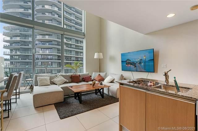 1050 Brickell Ave #2418, Miami, FL 33131 (MLS #A11074088) :: Prestige Realty Group