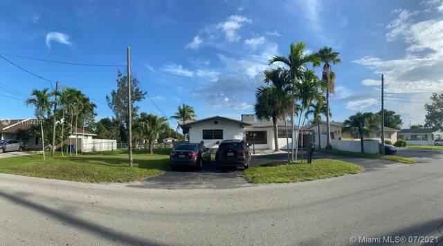 1048 SW 2nd St, Hallandale Beach, FL 33009 (MLS #A11074161) :: Prestige Realty Group