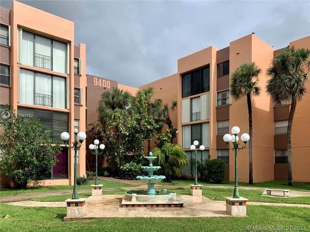 9410 W Flagler St #205, Miami, FL 33174 (MLS #A11074212) :: The Rose Harris Group