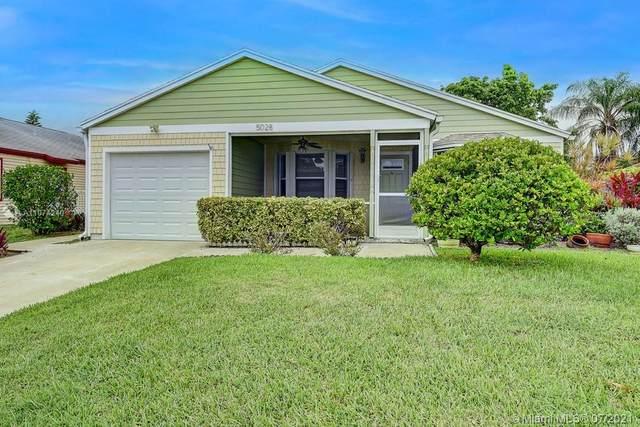 5028 Brian Boulevard, Boynton Beach, FL 33472 (MLS #A11074240) :: Prestige Realty Group