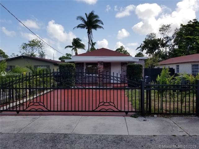 721 NW 6th St, Hallandale Beach, FL 33009 (#A11074243) :: Posh Properties