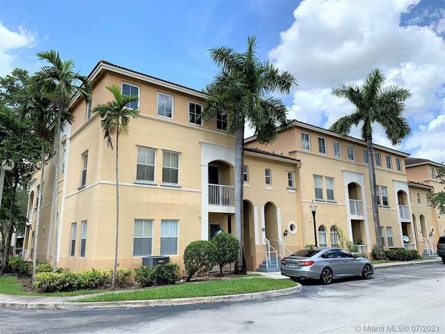 4371 SW 160th Ave #103, Miramar, FL 33027 (MLS #A11074391) :: Re/Max PowerPro Realty