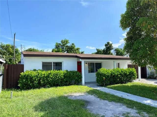 6518 SW 23rd St, Miramar, FL 33023 (MLS #A11074398) :: Equity Advisor Team