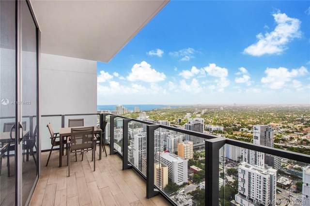 88 SW 7th St #3806, Miami, FL 33130 (MLS #A11074403) :: Green Realty Properties