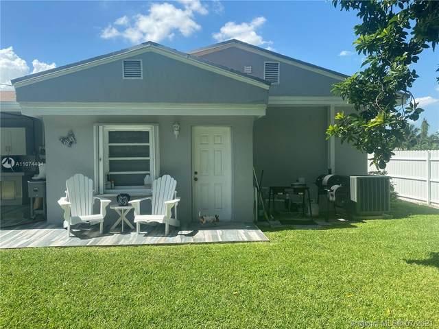 2455 NW 157th St, Miami Gardens, FL 33054 (MLS #A11074404) :: Natalia Pyrig Elite Team | Charles Rutenberg Realty