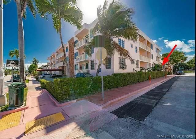 1150 Euclid Ave #112, Miami Beach, FL 33139 (#A11074423) :: Dalton Wade