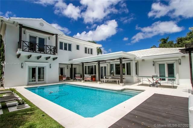 1250 Monroe St, Hollywood, FL 33019 (MLS #A11074474) :: Prestige Realty Group