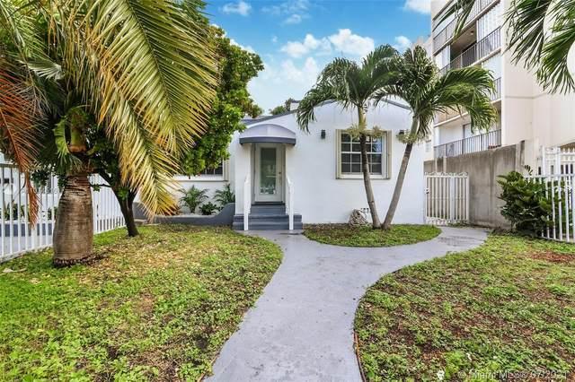 7625 Byron Ave, Miami Beach, FL 33141 (MLS #A11074516) :: Carole Smith Real Estate Team