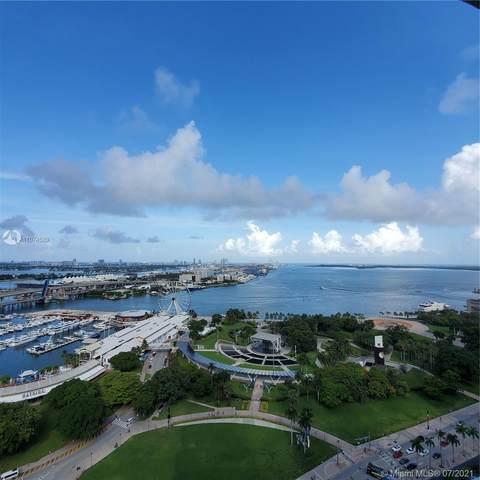 244 Biscayne Blvd #2702, Miami, FL 33132 (MLS #A11074520) :: Patty Accorto Team