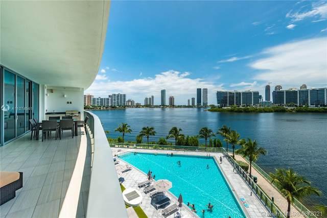 3300 NE 188th St #415, Aventura, FL 33180 (MLS #A11074541) :: Berkshire Hathaway HomeServices EWM Realty
