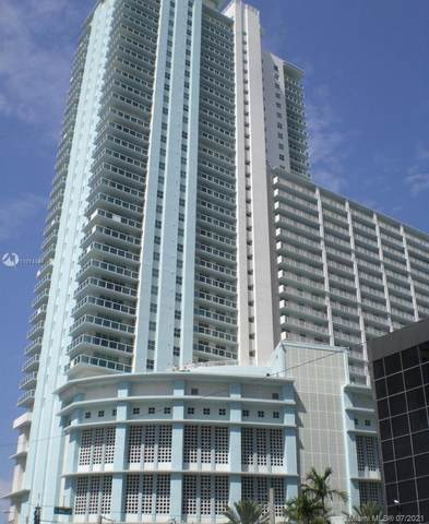 1250 S Miami Ave #1305, Miami, FL 33130 (MLS #A11074584) :: All Florida Home Team